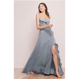 Wtoo By Watters Danie Dress French Blue Size 15